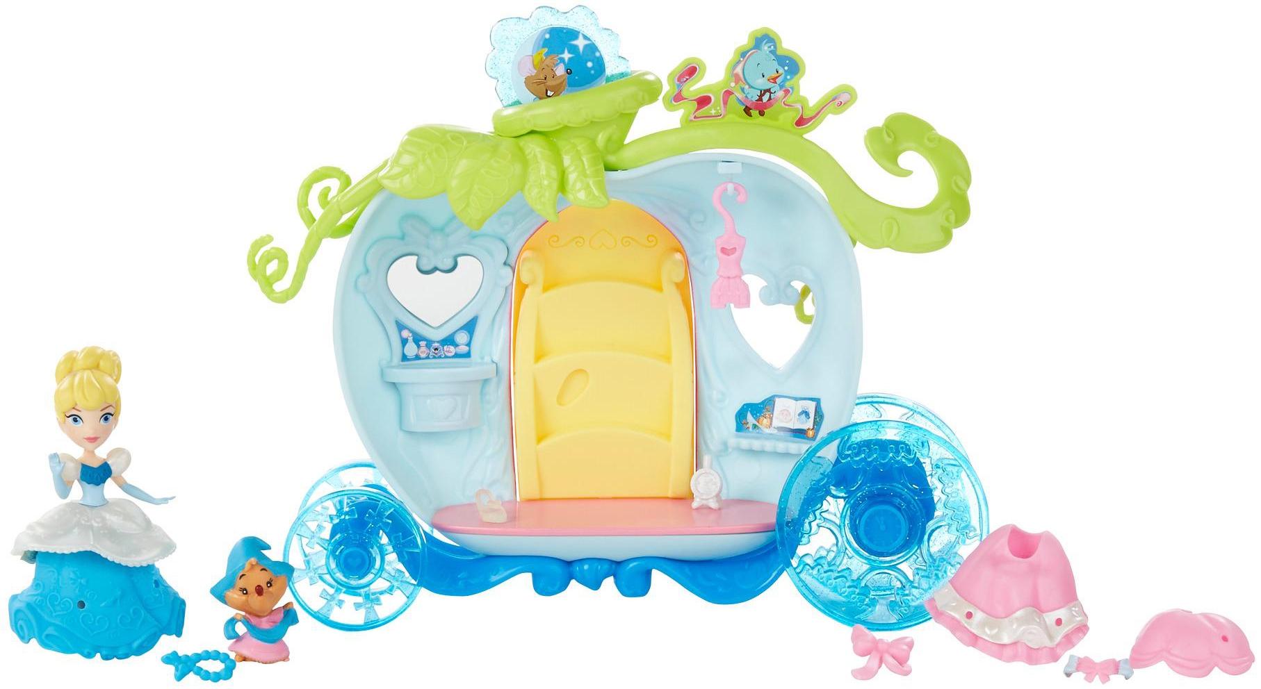 Купить Игровой набор, B5344EU4 для маленьких кукол Принцесс, 1шт., Disney Princess B5344EU4, Китай, Женский
