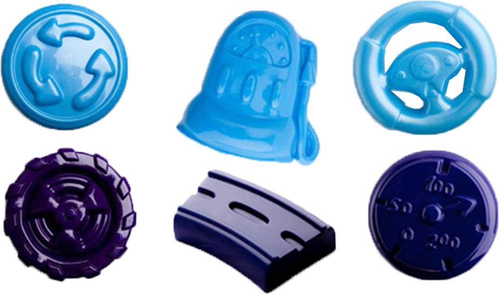 Игрушки для песка РосИгрушка Рославльская игрушка «Люкс Авто» набор из двух предметов alai s bay a124