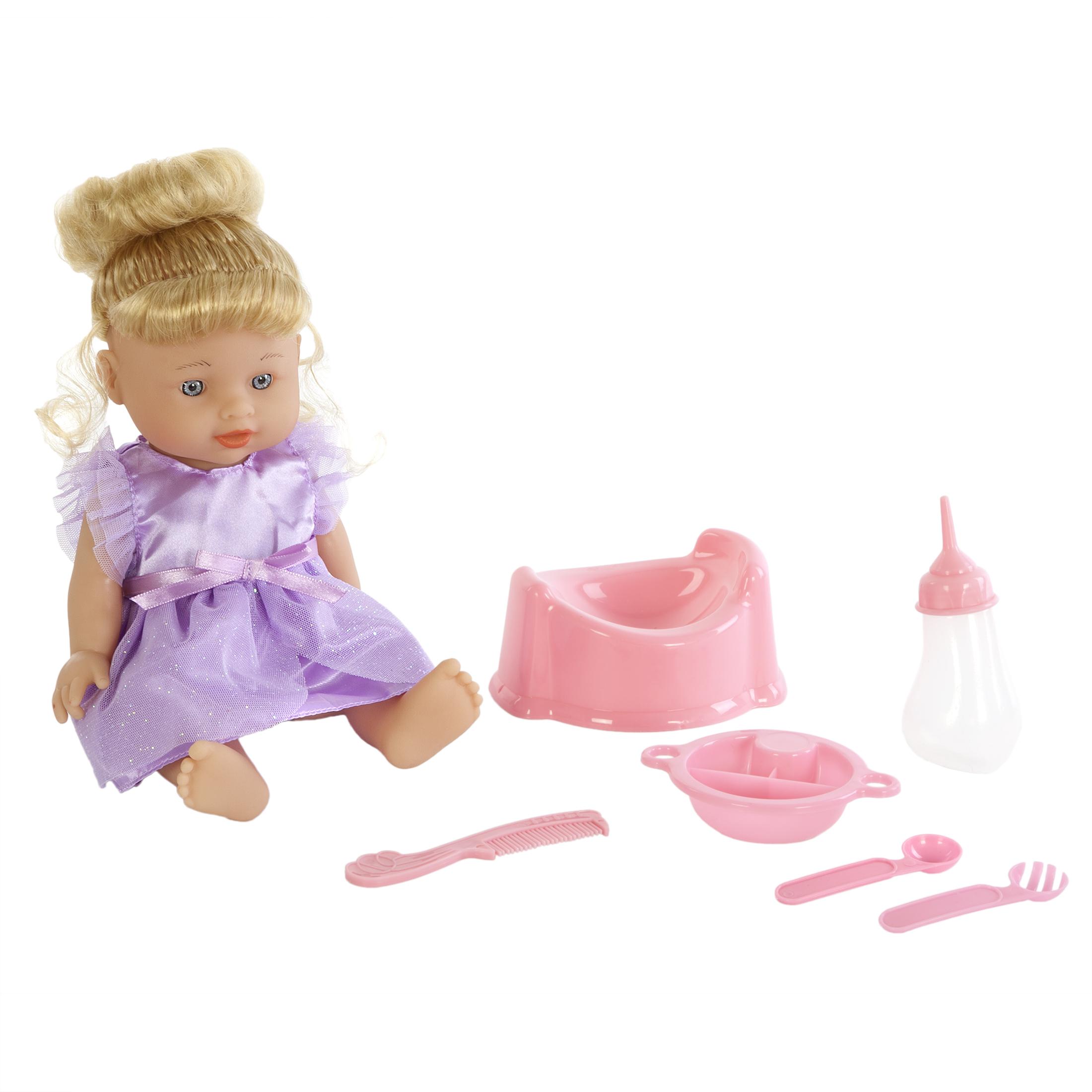 Купить Другие куклы, Лизи. Приучаемся к горшку, Mary Poppins, Китай