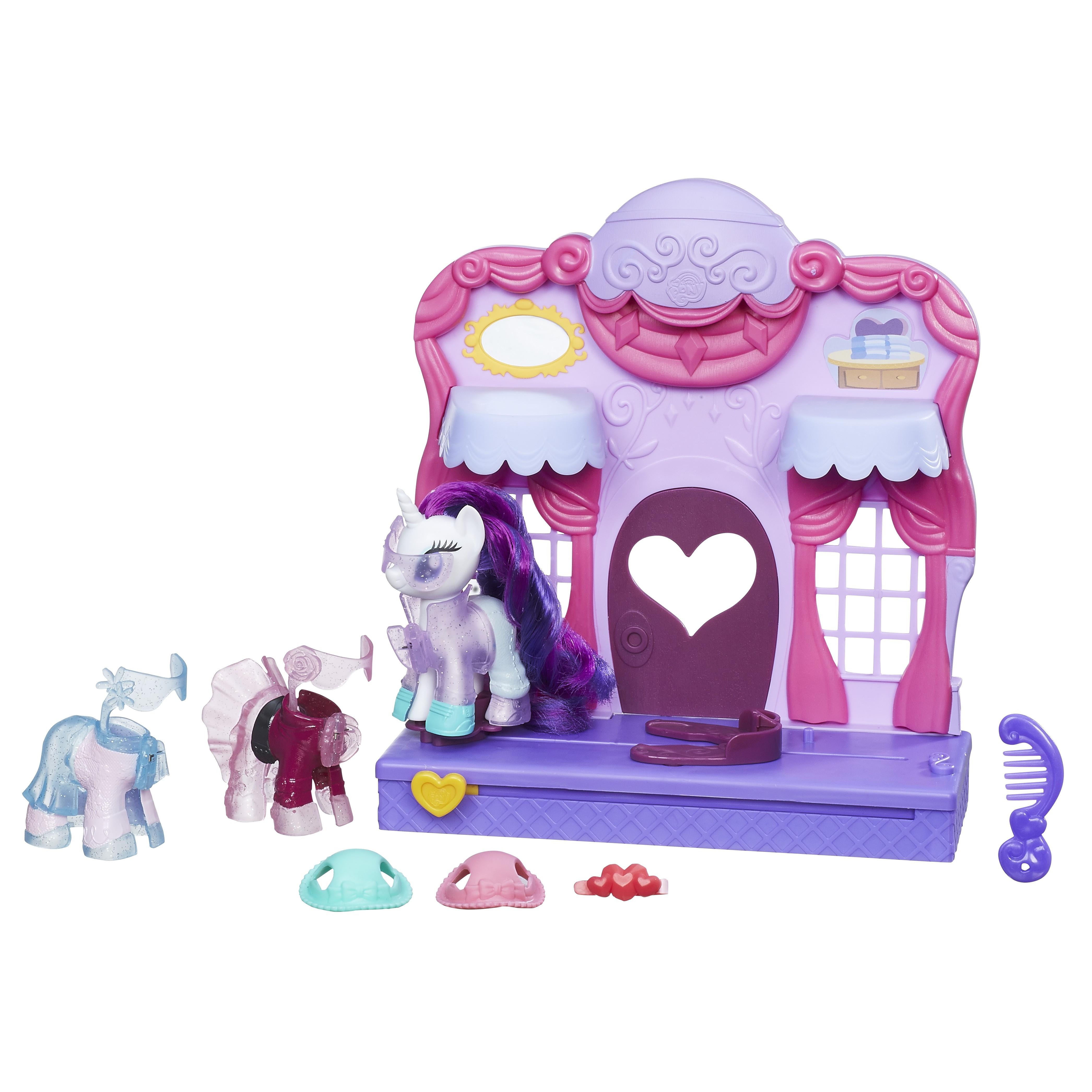 Игровой набор Hasbro Бутик Рарити в Кантерлоте