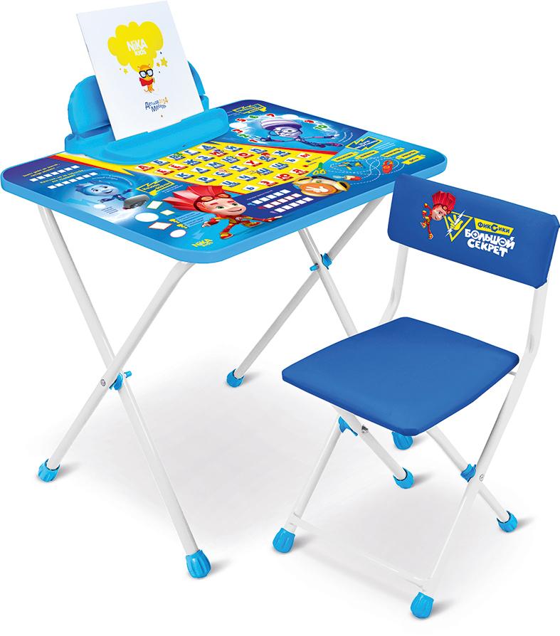 Столы и стулья Nika Фикси Азбука