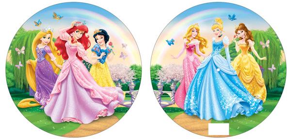 Товары для плавания Играем вместе Disney.Принцессы 23 см принцессы 23 см