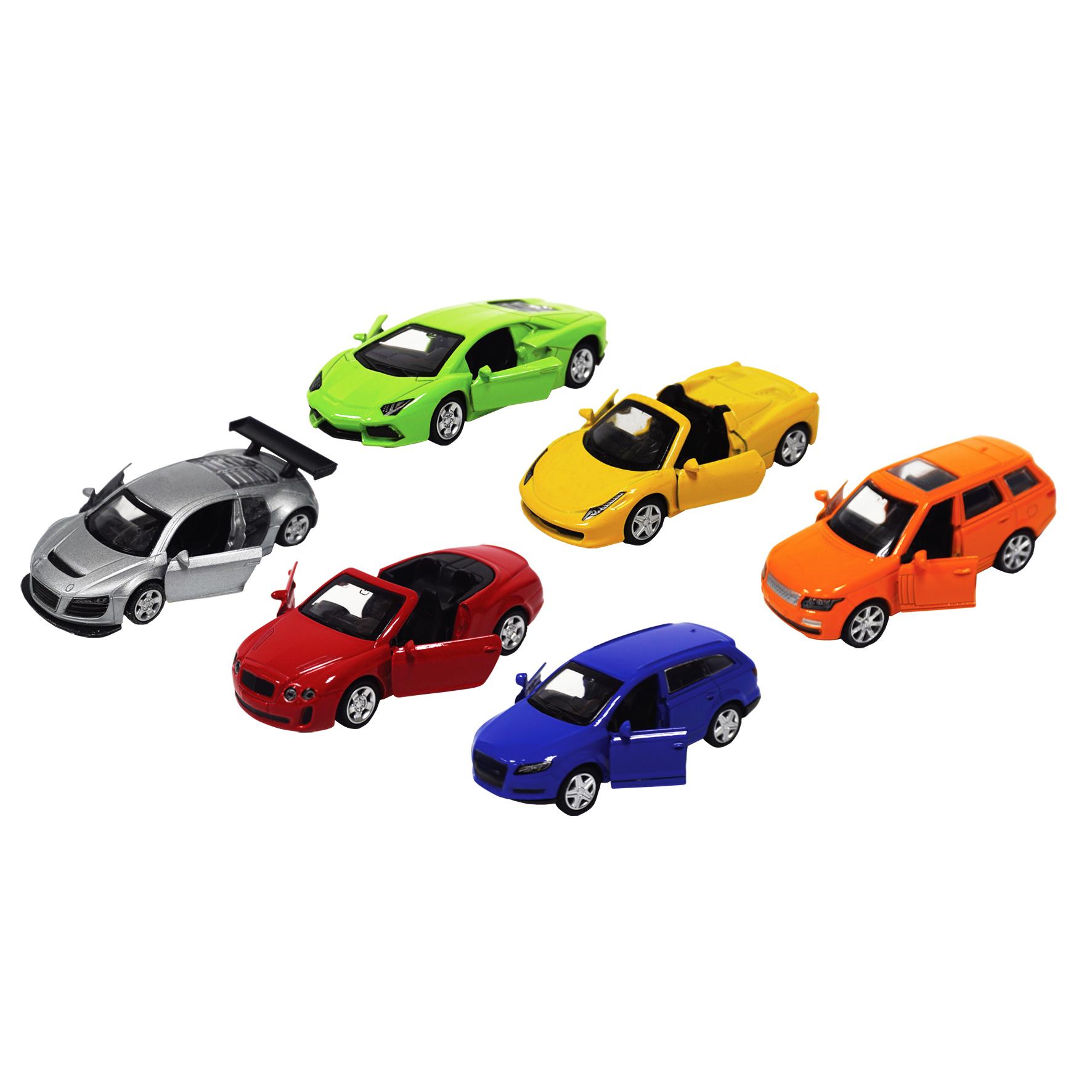 Машинки и мотоциклы Пламенный мотор Машинка Пламенный мотор «Классик» инерционная 1:55 в асс. цена