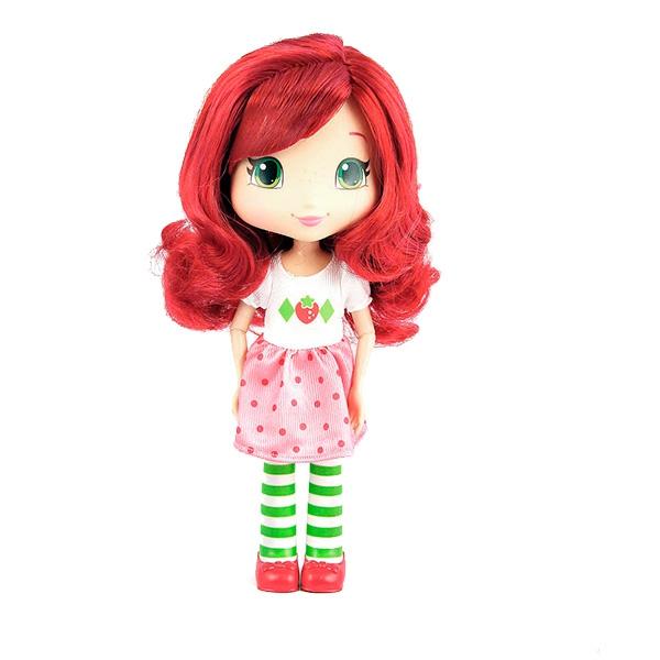 Кукла для моделирования причесок Шарлотта Земляничка Шарлотта Земляничка игровой набор the bridge шарлотта земляничка на сцене 15 см 12245