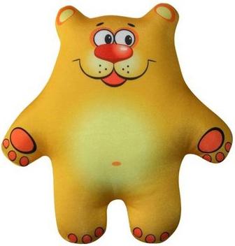 Мягкие игрушки СмолТойс Медвежонок СмолТойс мягкие игрушки смолтойс игрушка антистресс смолтойс миньон дейв 20 см