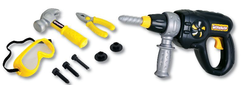 Фото - Наборы игрушечных инструментов Keenway 12762 финишный гвоздь swfs свфс din1152 1 8х40 25кг тов 041025
