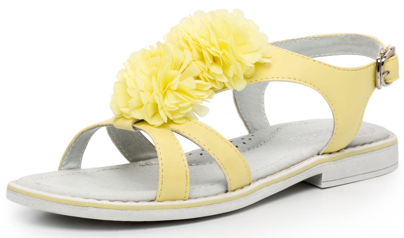 Туфли Barkito для девочки босоножки barkito сандалеты для девочки barkito фуксия