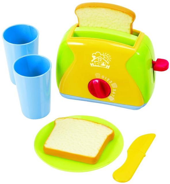 Игровой набор PLAYGO бытовая техника с тостером игрушечная бытовая техника playgo бытовая техника с тостером