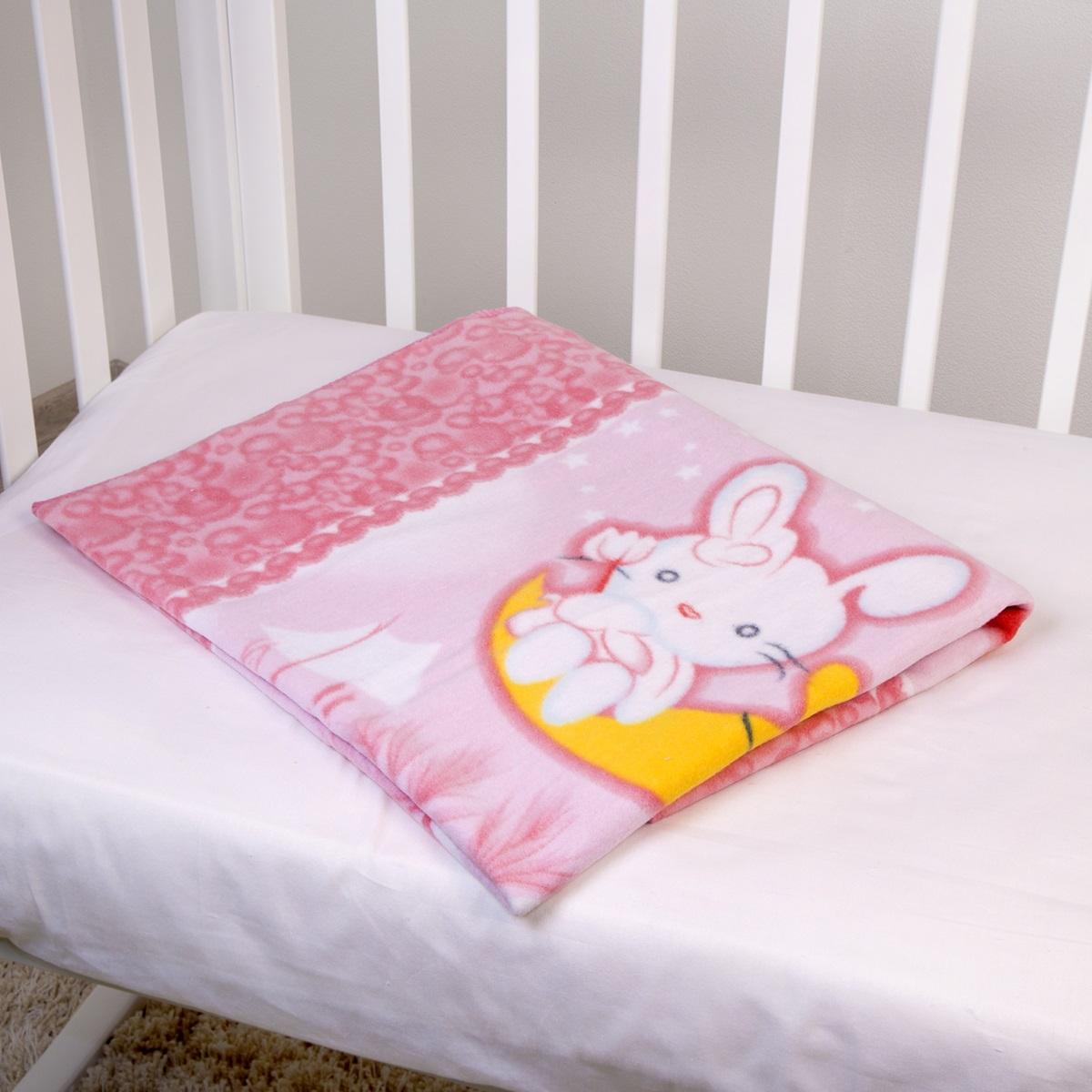 Постельные принадлежности Baby Nice Одеяло Baby Nice байковое 100х140 см в ассортименте bind набор шоколадных конфет коричневый 110 г