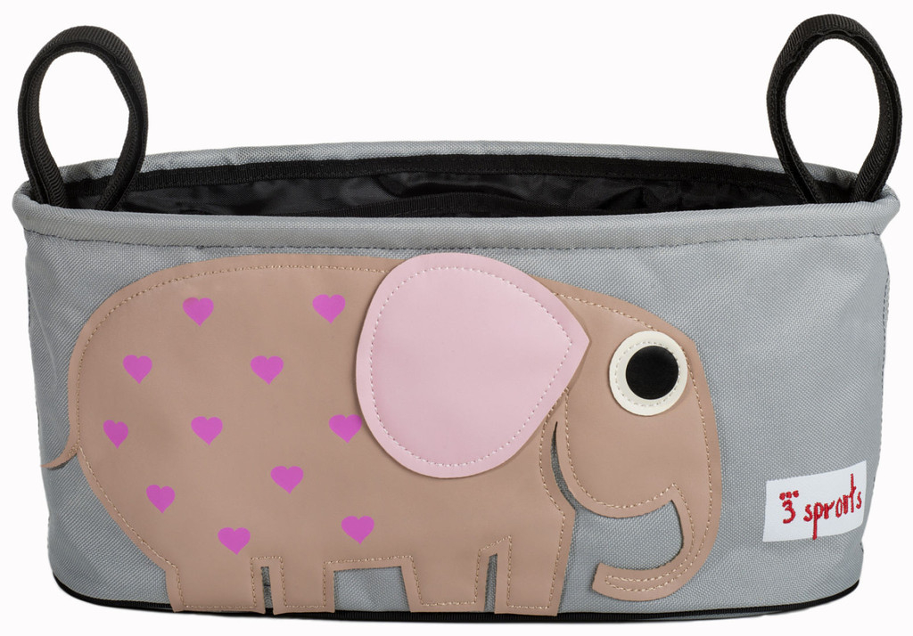 Аксессуары для колясок 3 Sprouts Berry Elephant слон