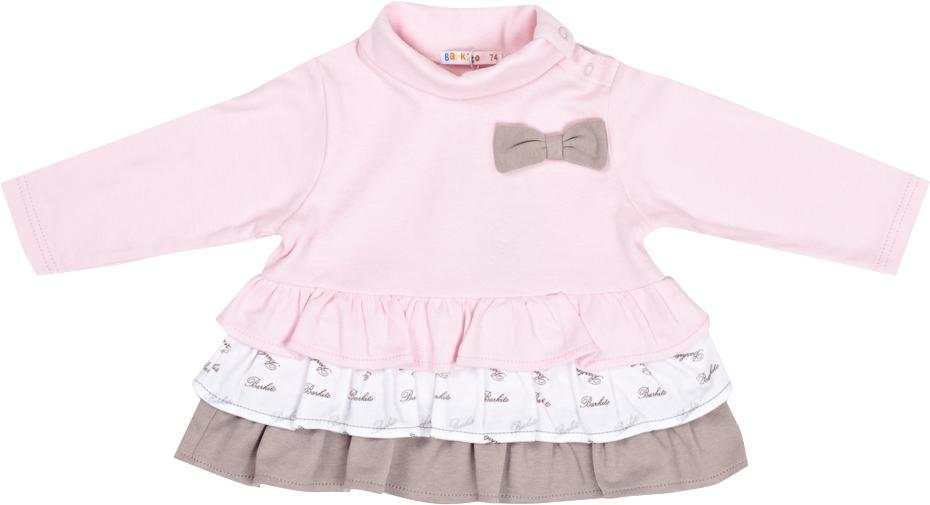 Платья Barkito Маленькая Леди розовый кукла маленькая леди кариночка в платье 1844000