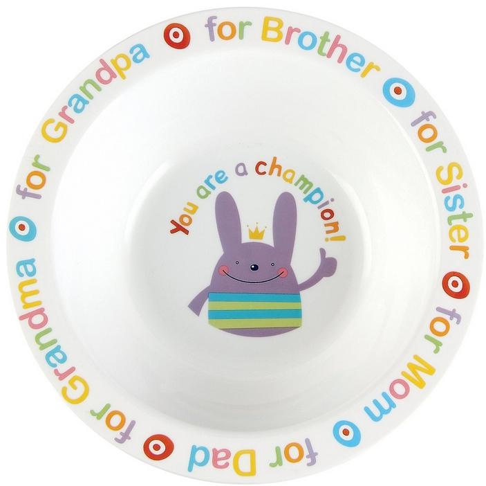 Тарелки и миски Happy baby Rusty-Champion глубокая с 6 мес. тарелка с двумя крышками happy baby 15021 comfy plate red 4690624016561