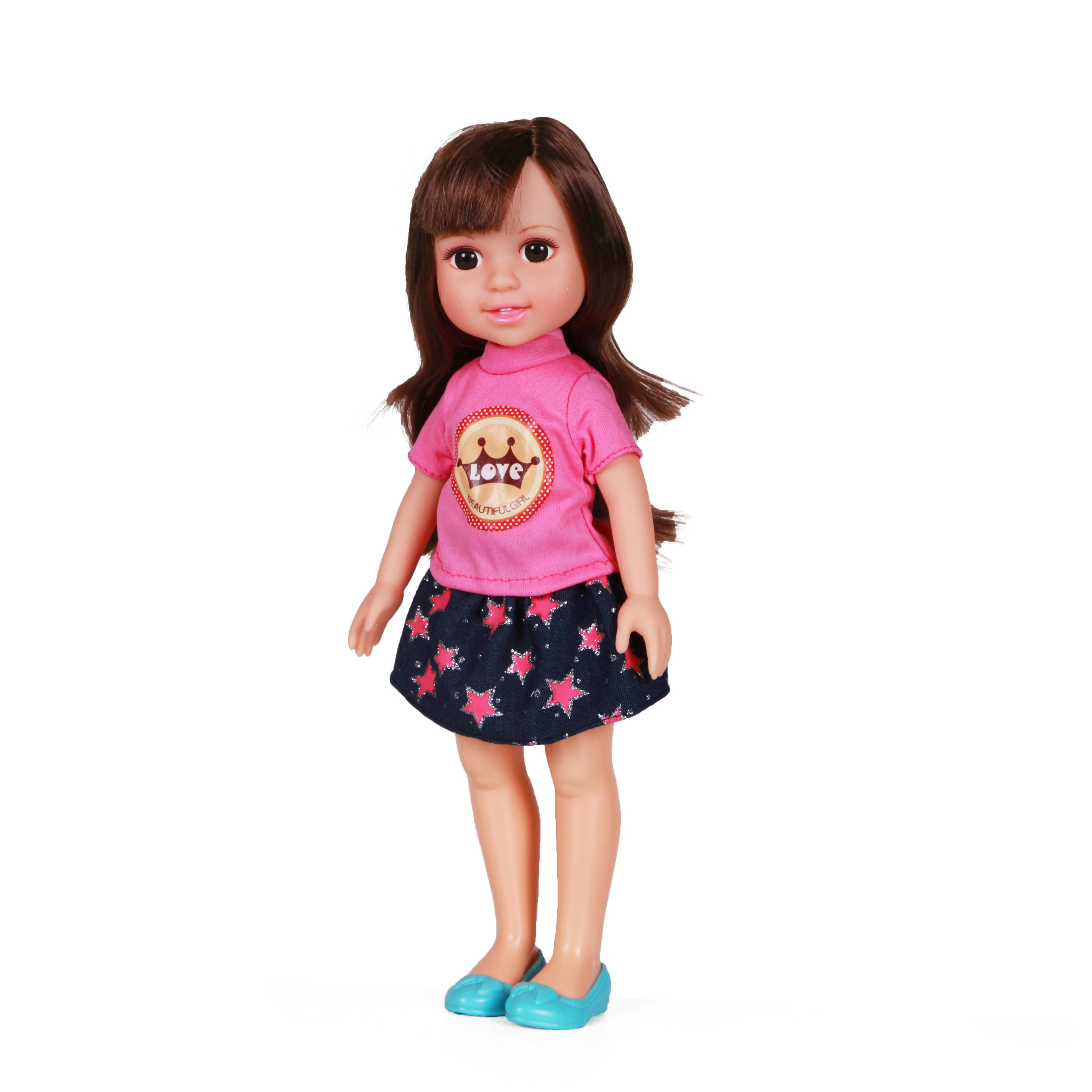 Другие куклы YAKO Кукла Yako Jammy M6307 кукла yako m6289