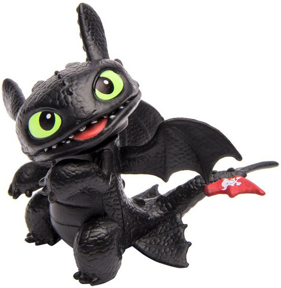 Фигурки героев мультфильмов Dragons Как приручить дракона 6 см crusher