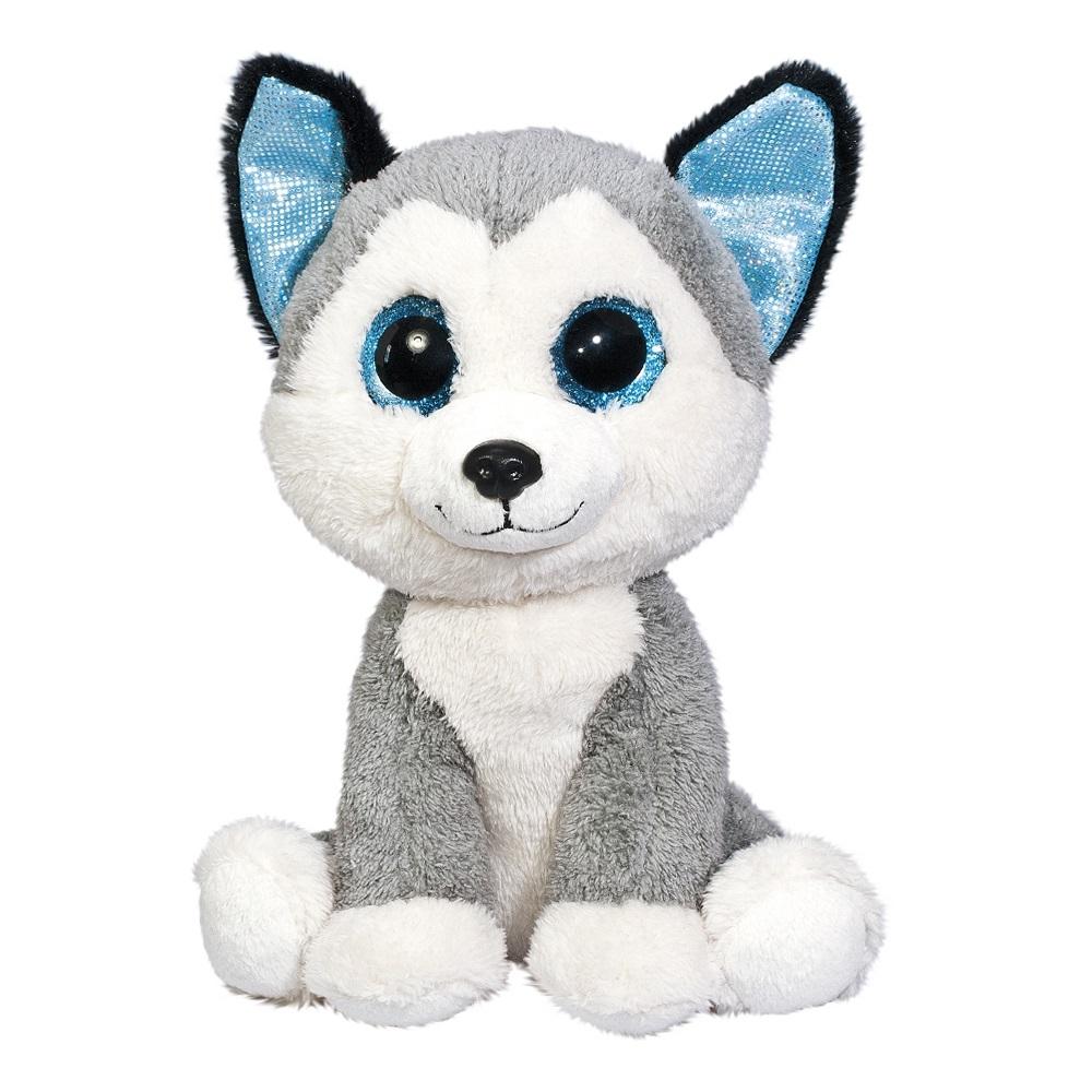 Мягкие игрушки Fancy Мягкая игрушка Fancy «Глазастик Хаски» 22 см fancy котёнок бася fancy