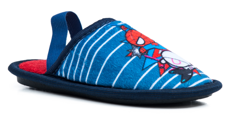 Туфли для мальчика MARVEL Комнатные туфли комнатные nobbaro