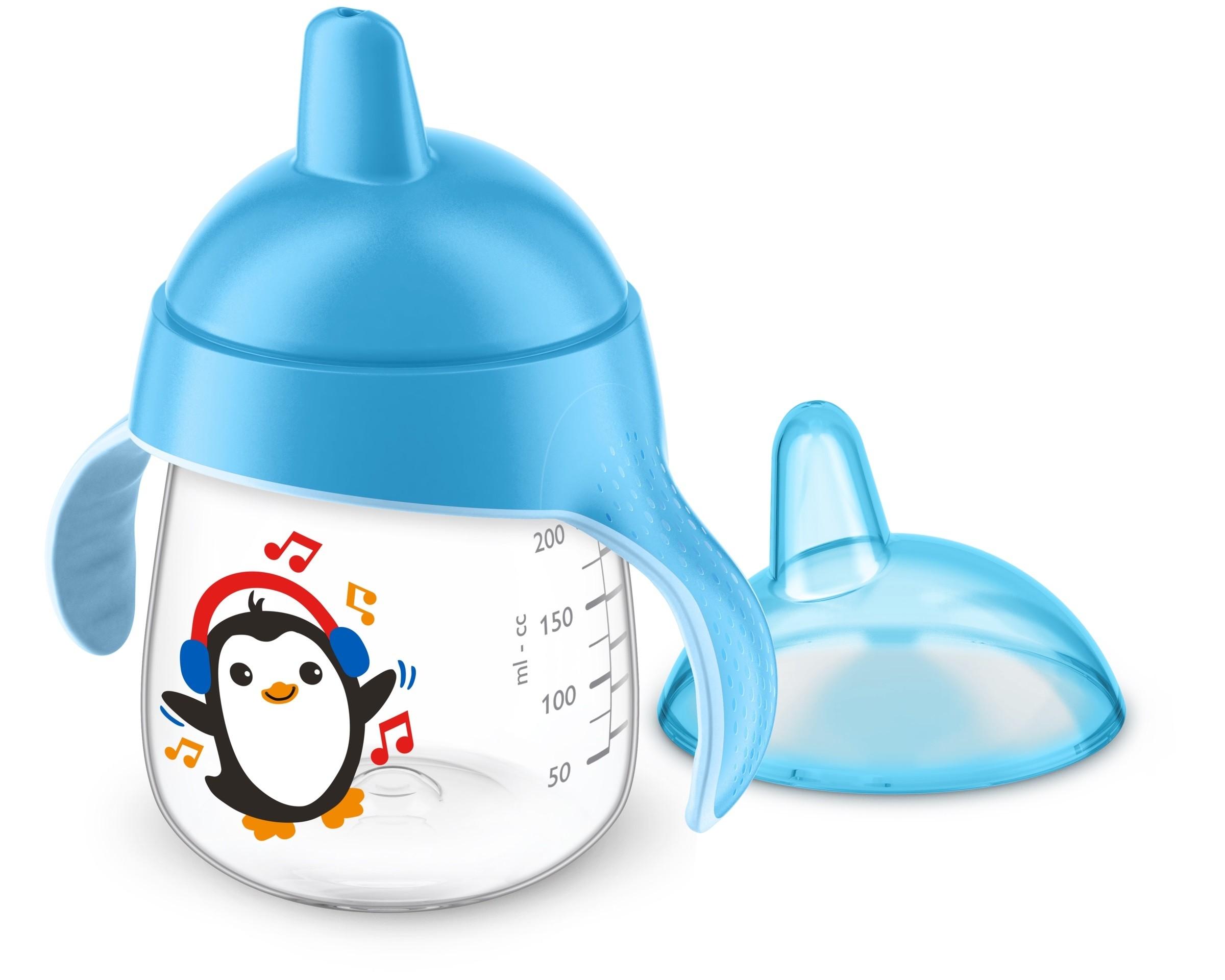 Фото - Чашки и поильники Philips AVENT SCF753_05 [супермаркет] jingdong геб scybe фил приблизительно круглая чашка установлена в вертикальном положении стеклянной чашки 290мла 6 z