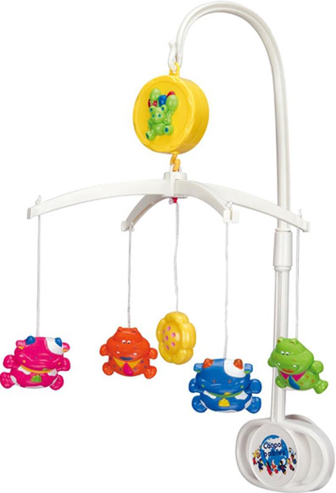 Мобили для малышей Canpol babies Коровы и гиппопотамы