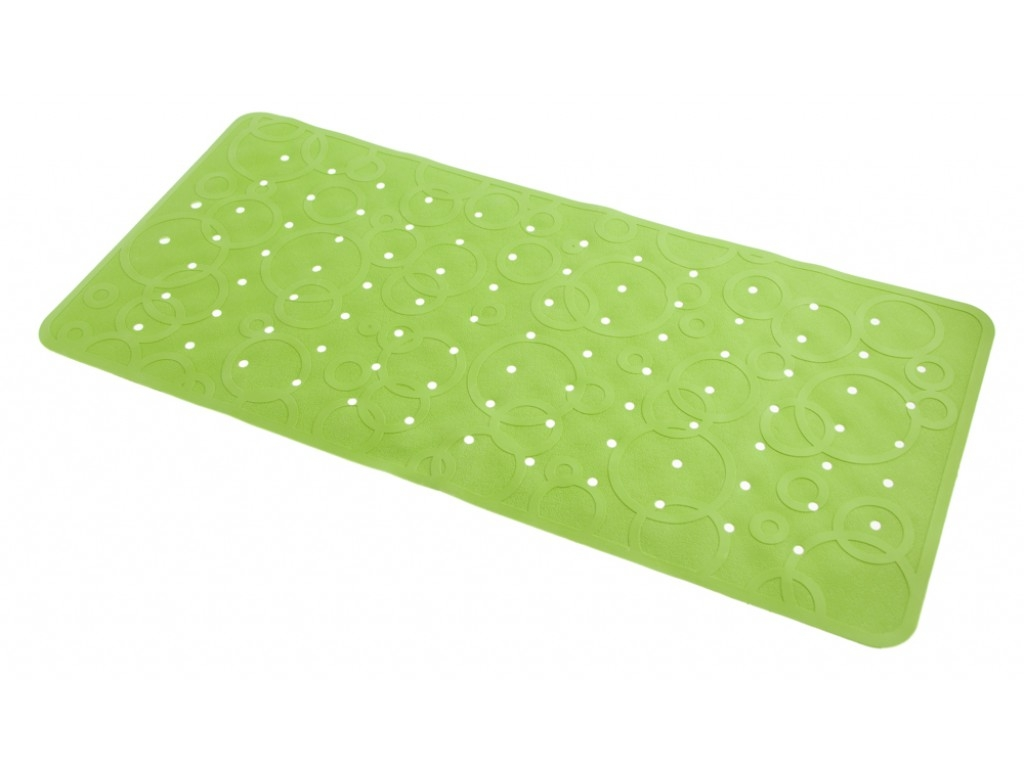 Коврик для ванны Roxy-kids Салатовый, 35х76 см коврик для ванны roxy kids силиконовый 42х25 см
