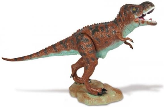 Фигурки животных Geoworld Тиранозавр Рекс geoworld для проведения раскопок dr steve hunters ти рекс и трицератопс