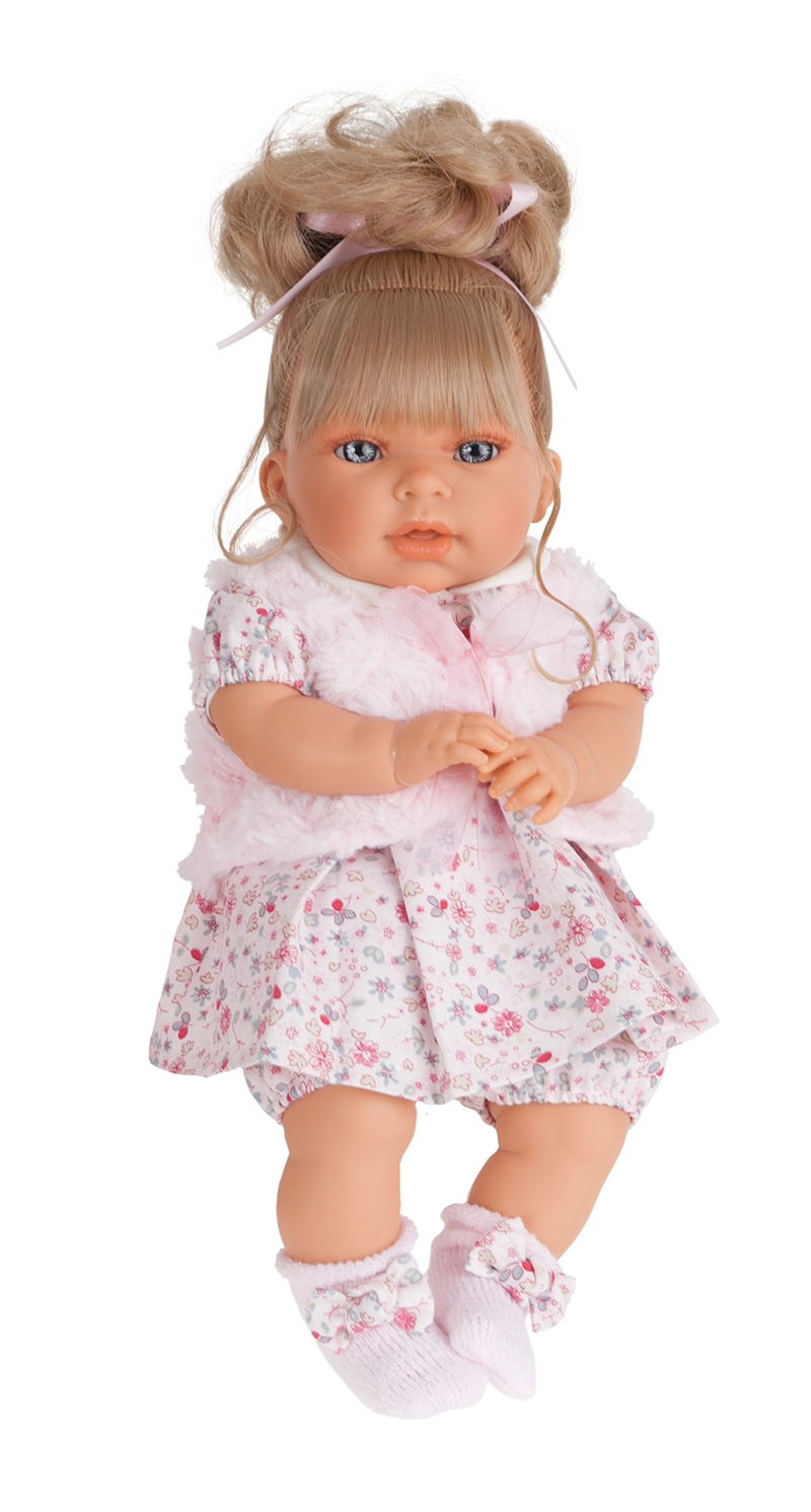 Кукла Munecas Antonio Juan Лучия говорящая