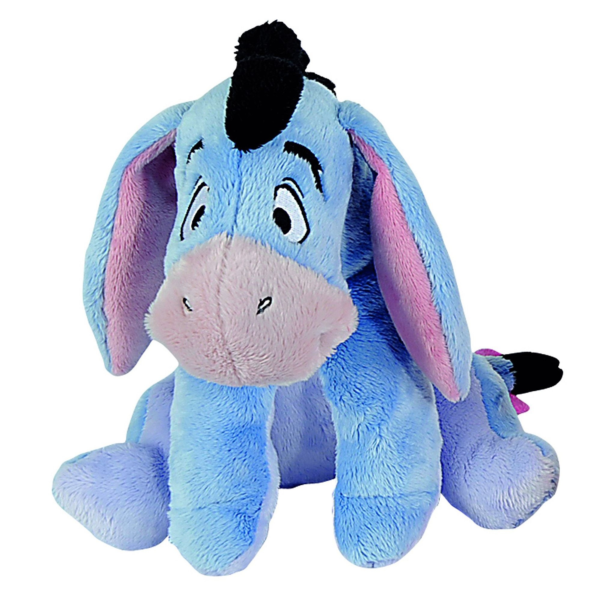 цены на Мягкая игрушка Nicotoy Ушастик 20см 5874223  в интернет-магазинах