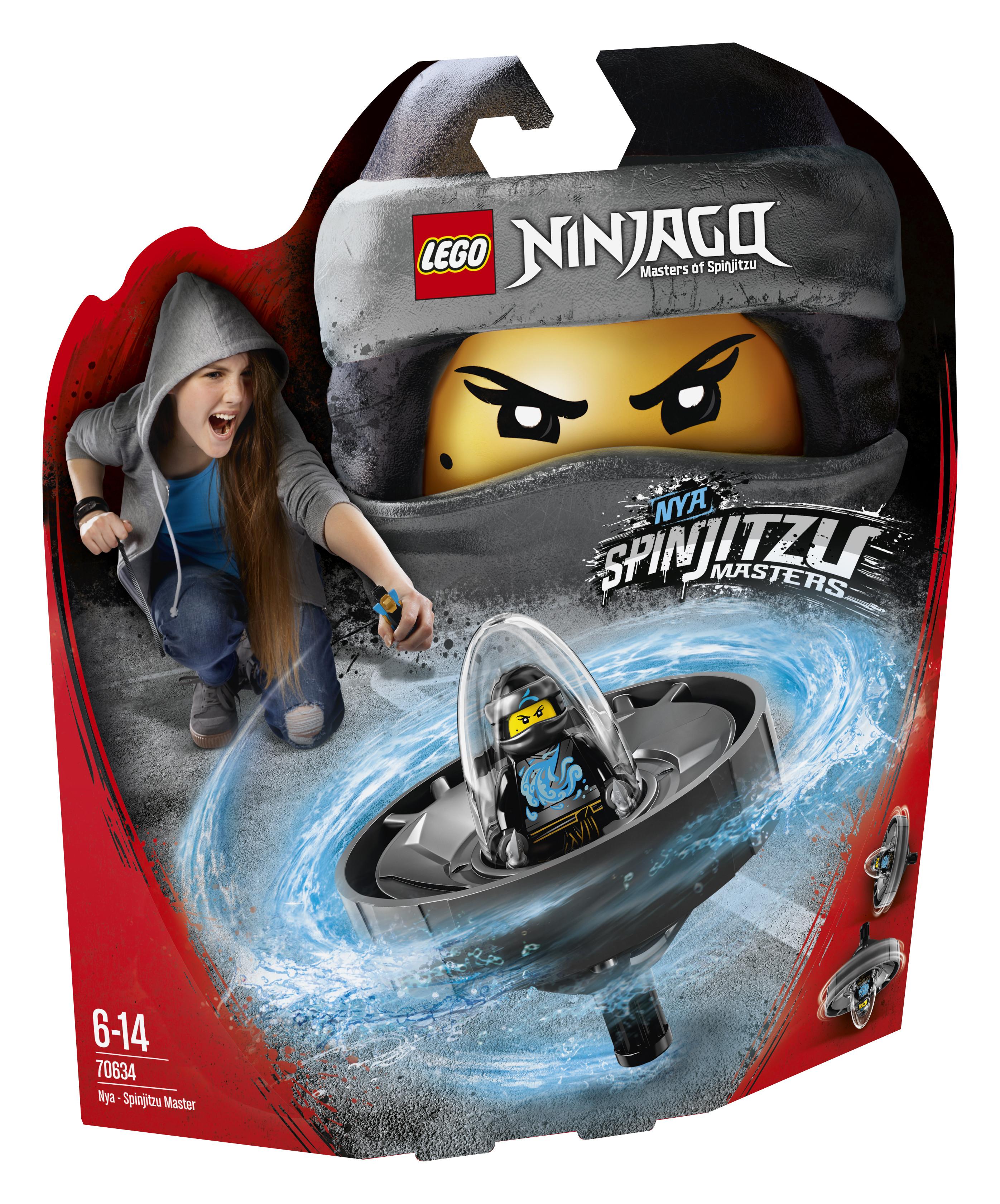 Конструктор LEGO Ninjago 70634 Ния-Мастер Кружитцу цена