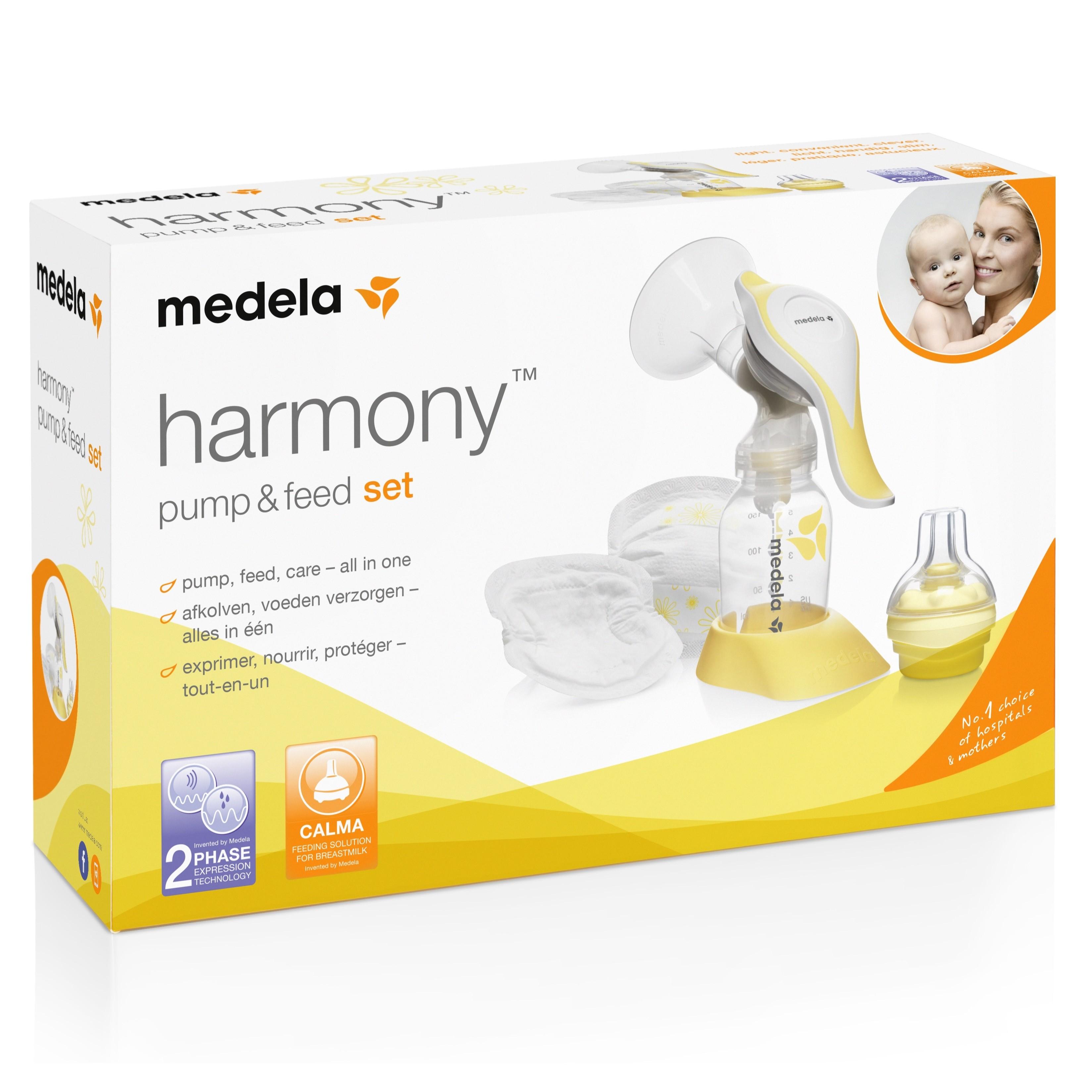 Молокоотсос Medela Harmony ручной, 1шт. truper pcl e 31188