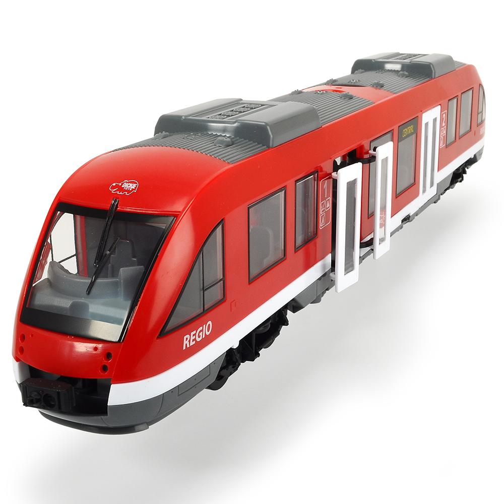 Машинка DICKIE «Городской поезд» 1:43 45 см dickie toys игрушка городской поезд