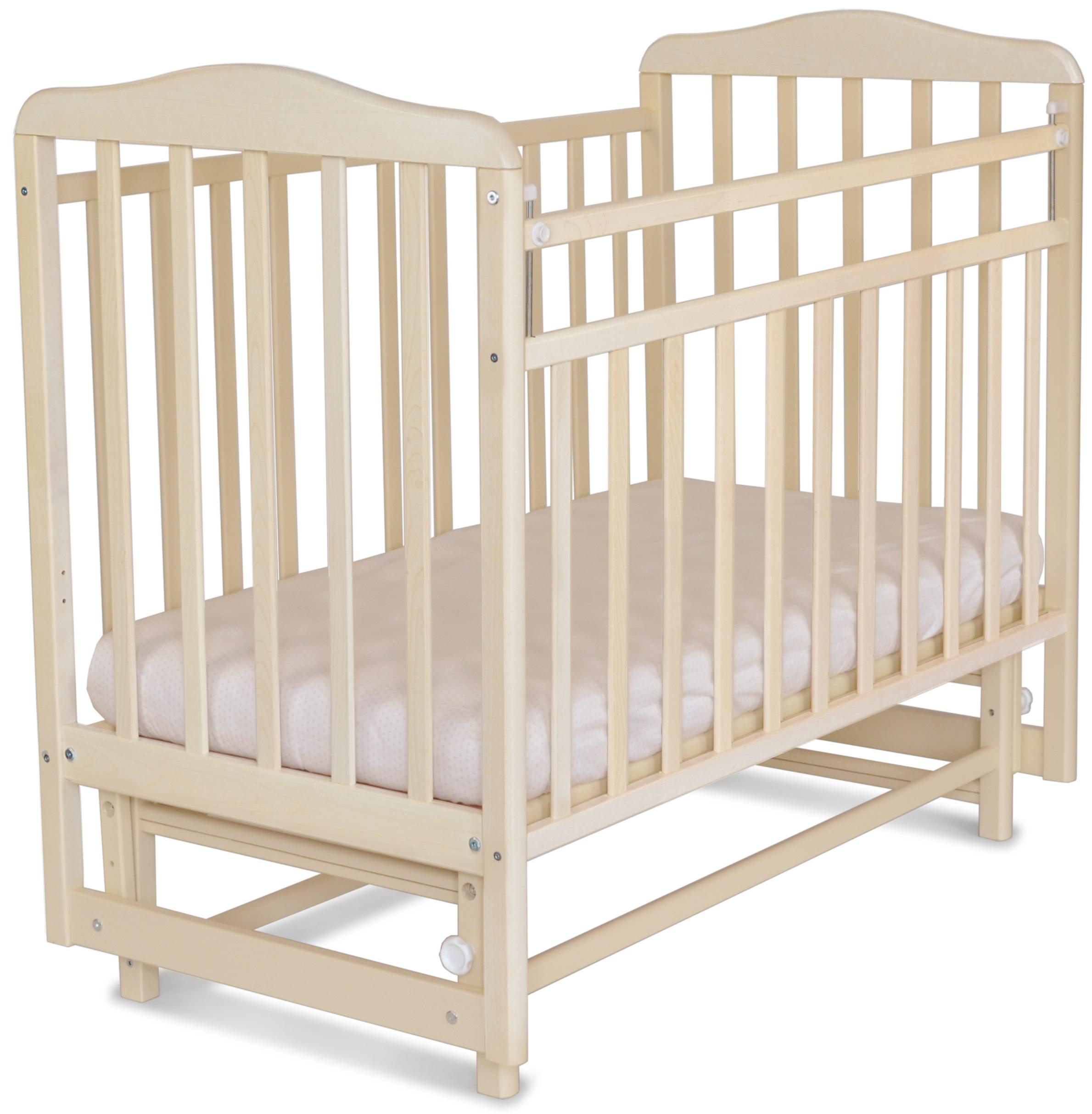 Кроватки СКВ-Компани 16400x Митенька кроватка скв березка 120119 бежевый