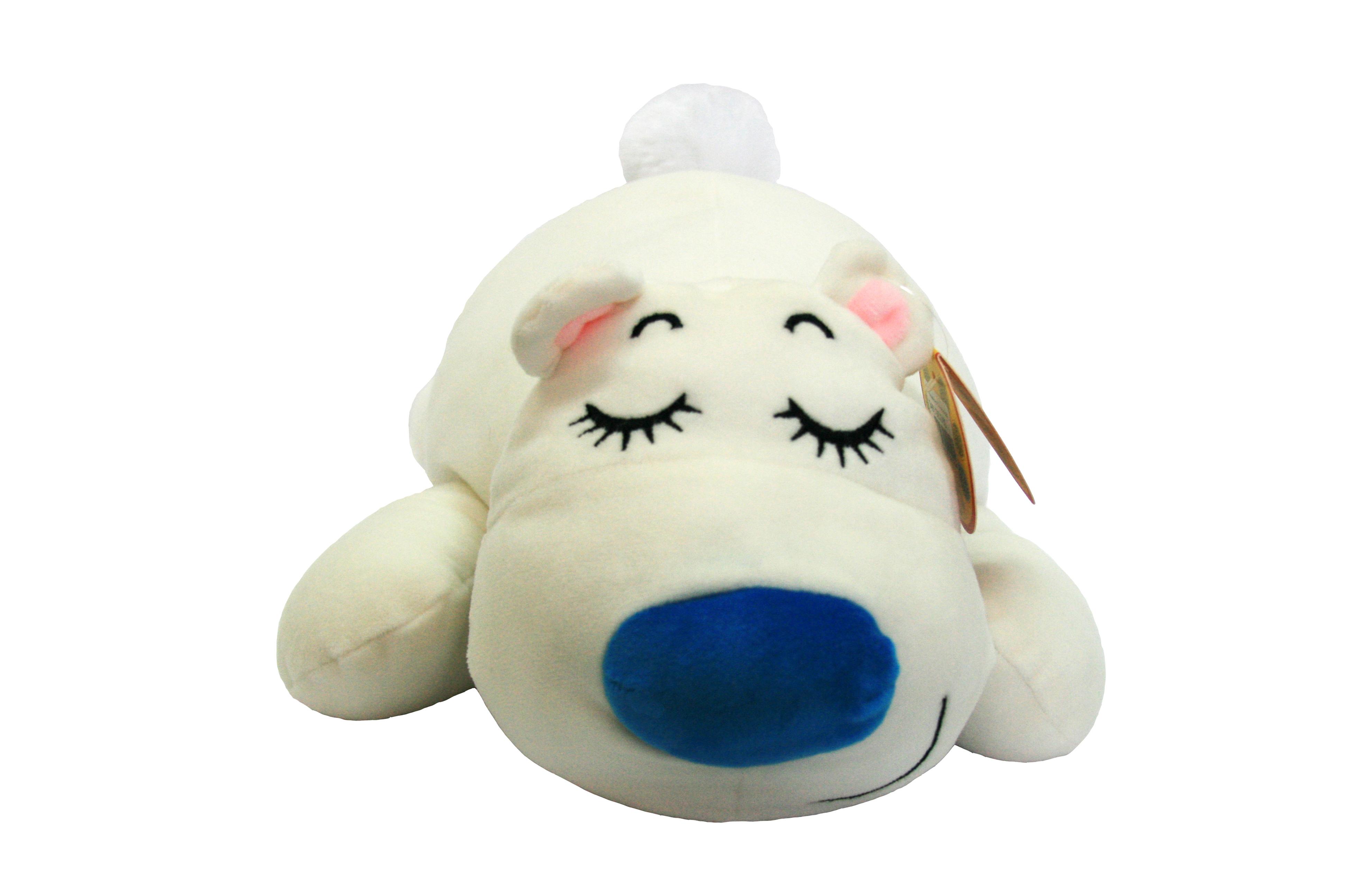 Мягкие игрушки СмолТойс «Медвежонок Слиппи» мягкая игрушка смолтойс зайка даша 53 см