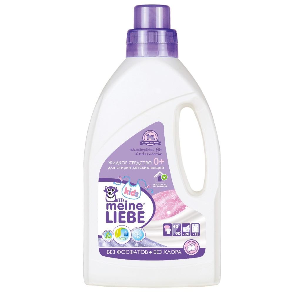 Жидкое средство для стирки Meine Liebe ML31102 порошок стир meine liebe универсальный 1кг концентрат м у