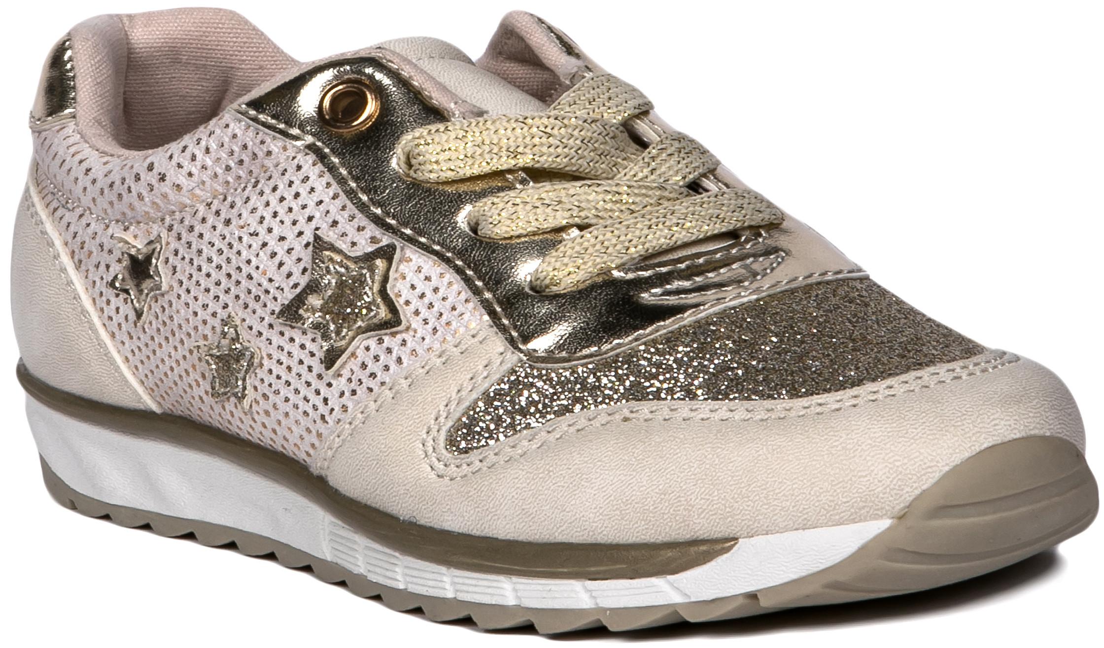 Ботинки и полуботинки Barkito Полуботинки типа кроссовых для девочки Barkito, песочный полуботинки типа кроссовых для девочки barkito розовый