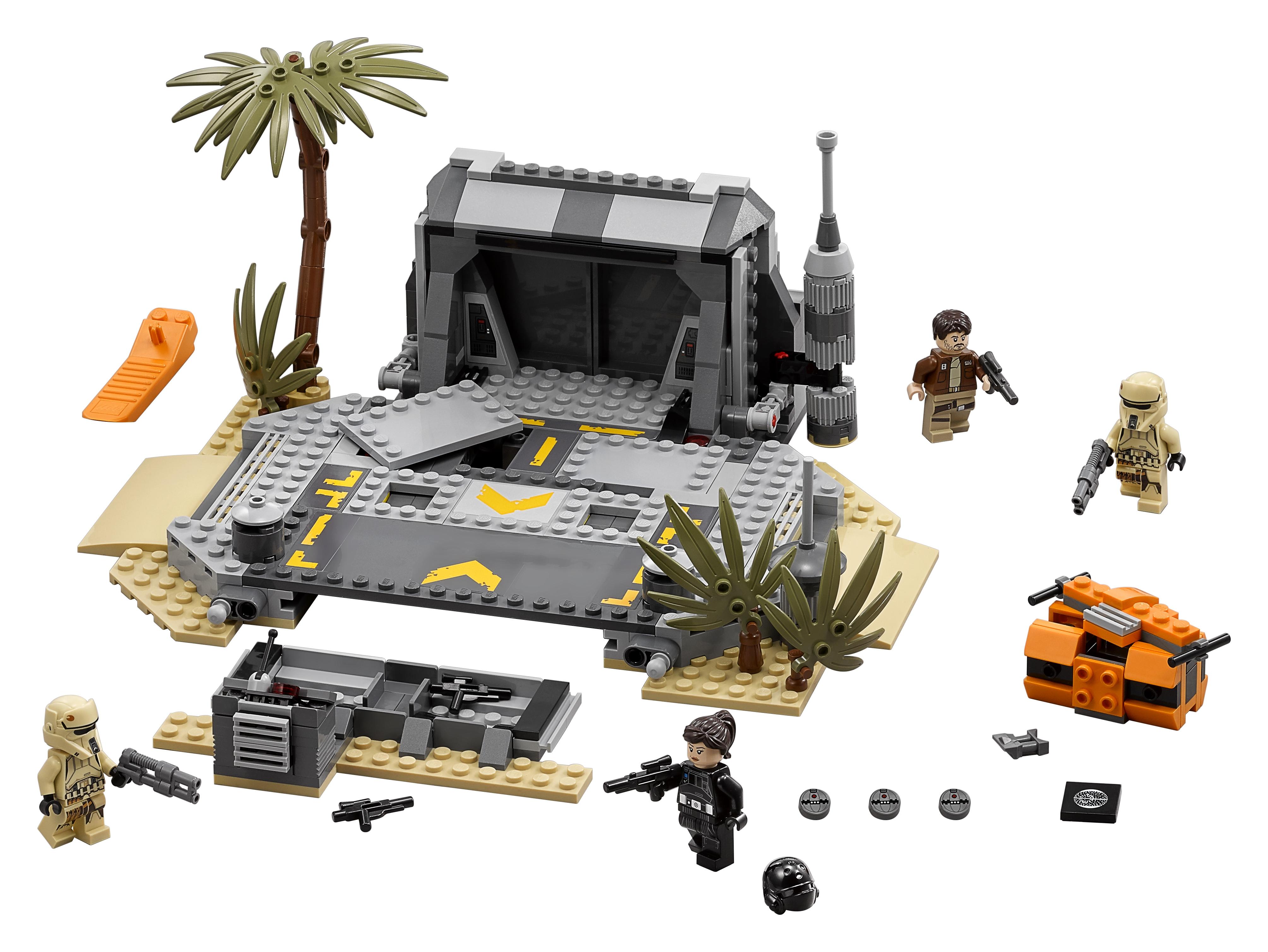 Star Wars LEGO Star Wars 75171 Битва на Скарифе конструктор lego танос последняя битва 76107
