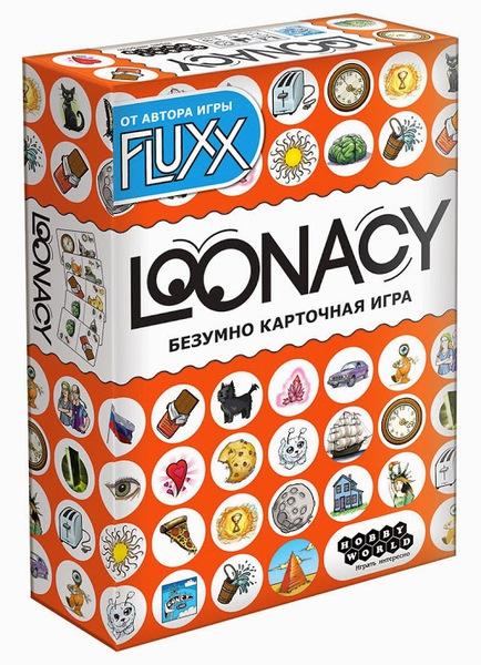 Развлекательные игры Hobby World Loonacy loonacy