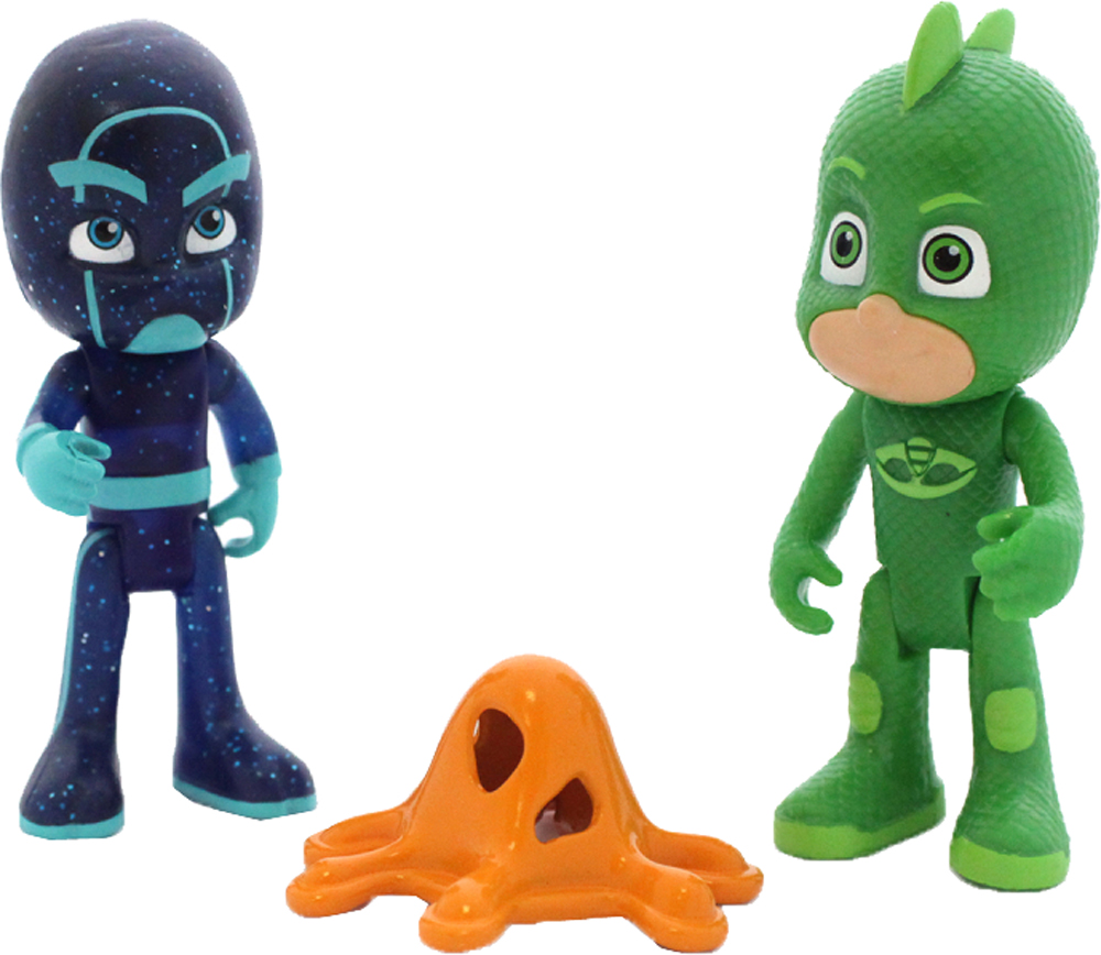 Фигурки героев мультфильмов PJ Masks Гекко и Ниндзя 3m 8210 mask 10pcs lot dust masks anti particles anti pm2 5 n95 standards masks working respirator welded high quality l0407t