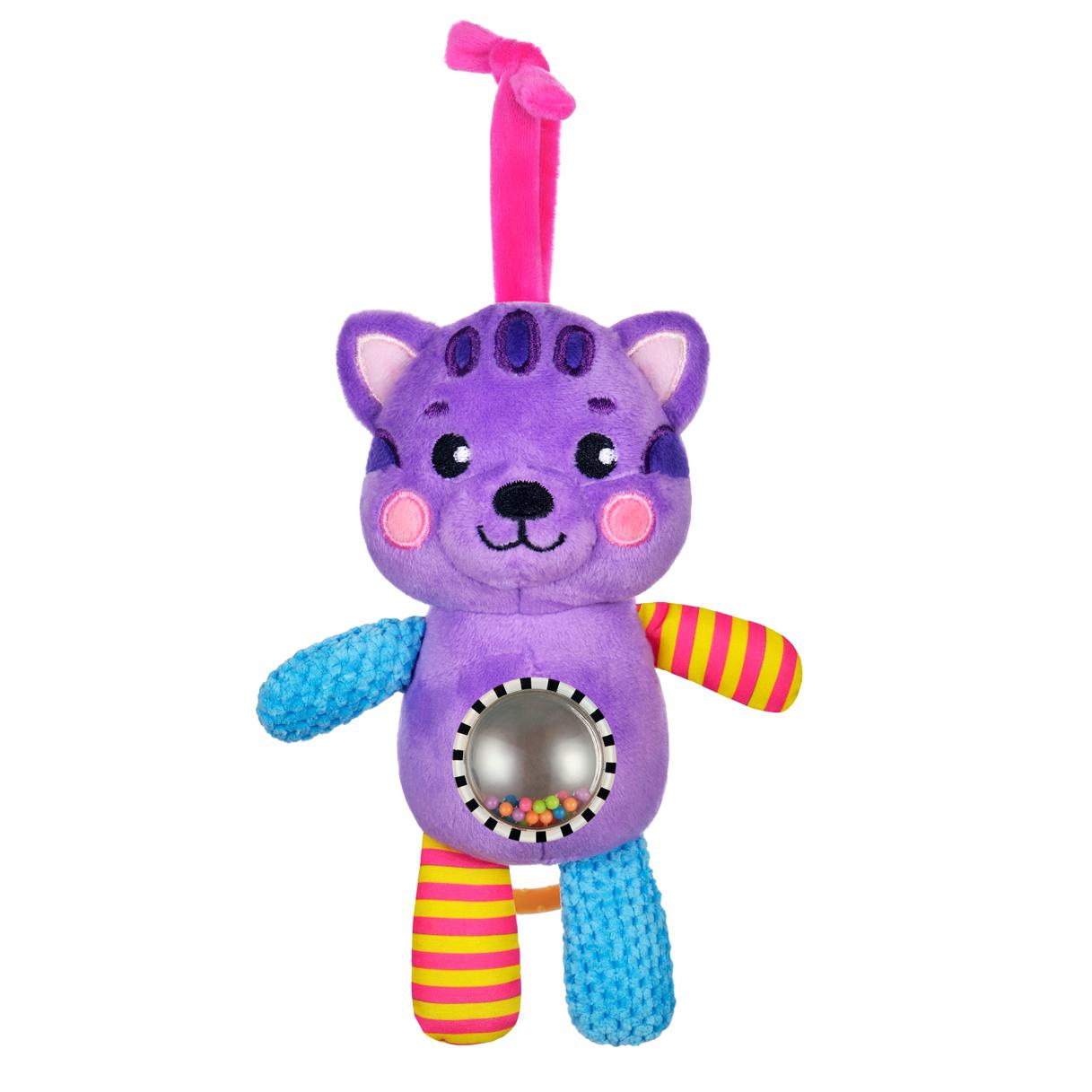 Игры и игрушки в дорогу Жирафики Котенок котенок играет