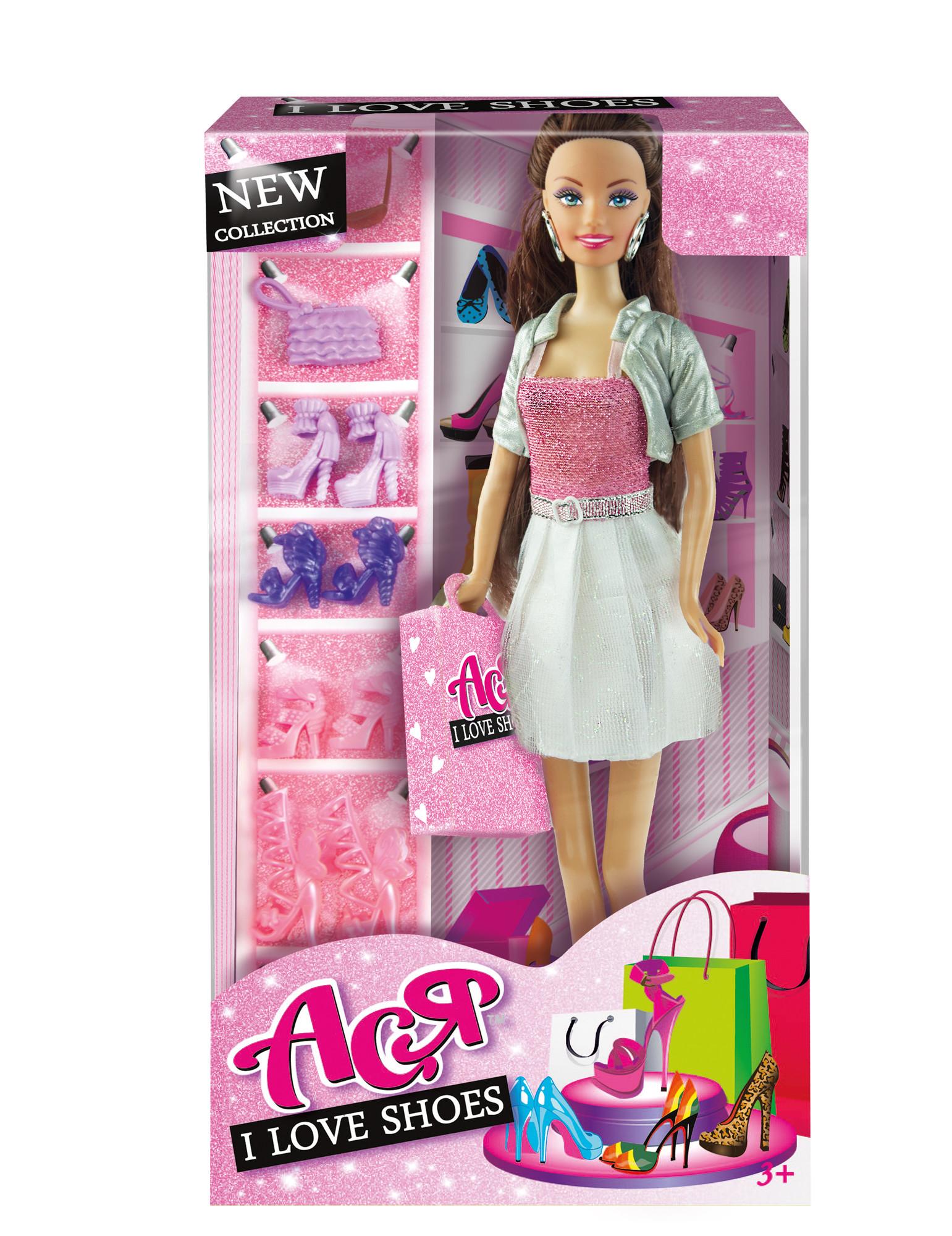 Игровой набор ToysLab Ася набор кукла ася джинсовая коллекция 28 см дизайн 1 toyslab ася