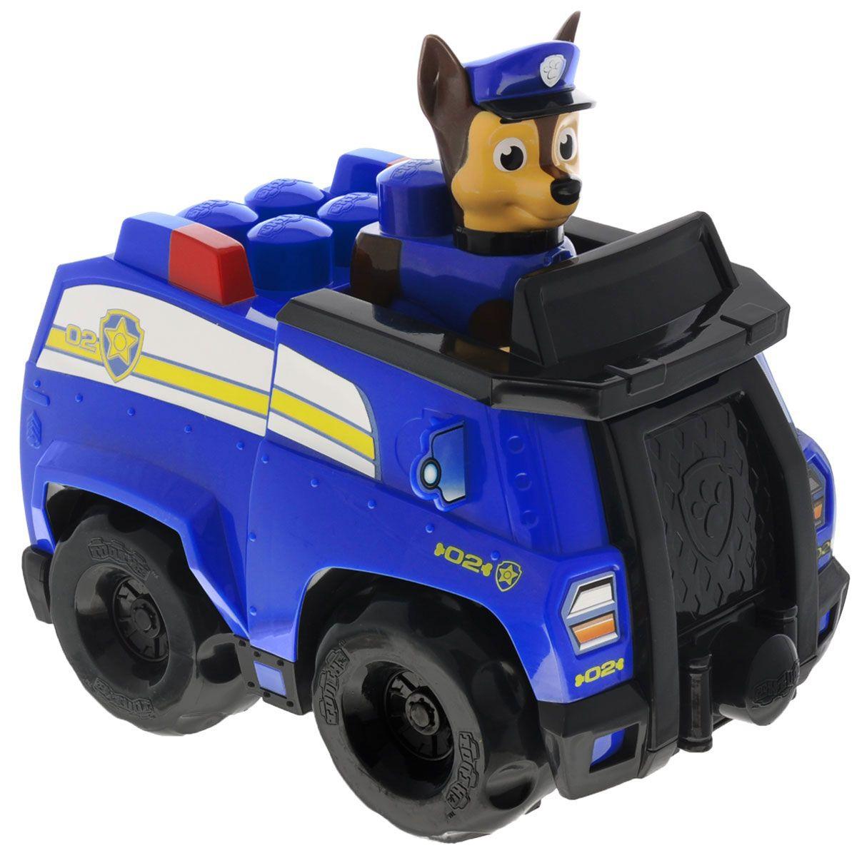 конструктор Paw Patrol Полицейский патруль конструктор paw patrol полицейский патруль