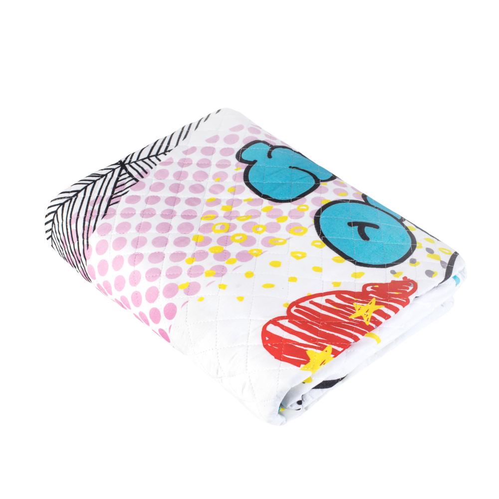 Постельные принадлежности HELLO KITTY Покрывало Hello Kitty «Rainbow» 160х200 см
