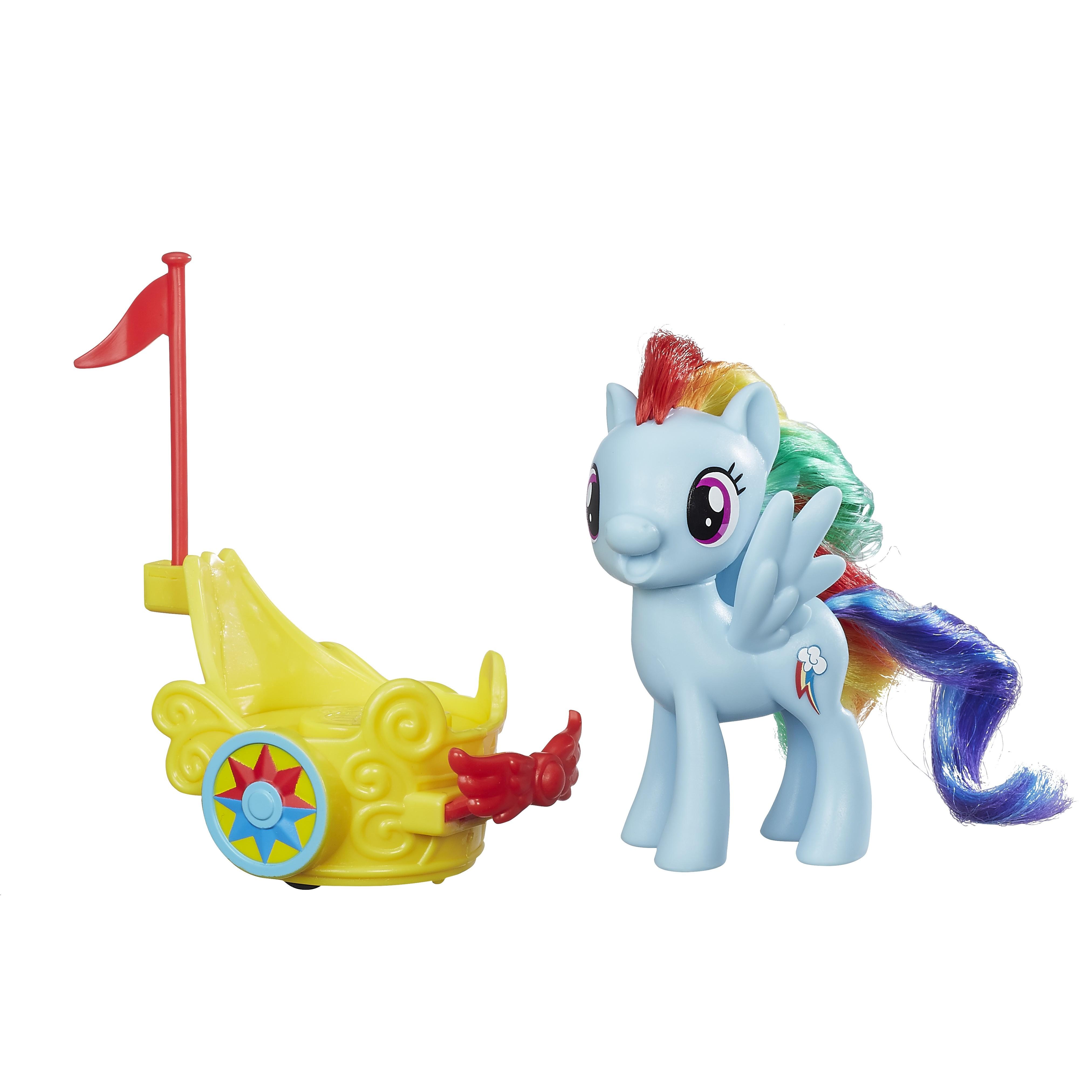 My Little Pony My Little Pony Пони в карете игровой набор my little pony пони в карете в ассортименте