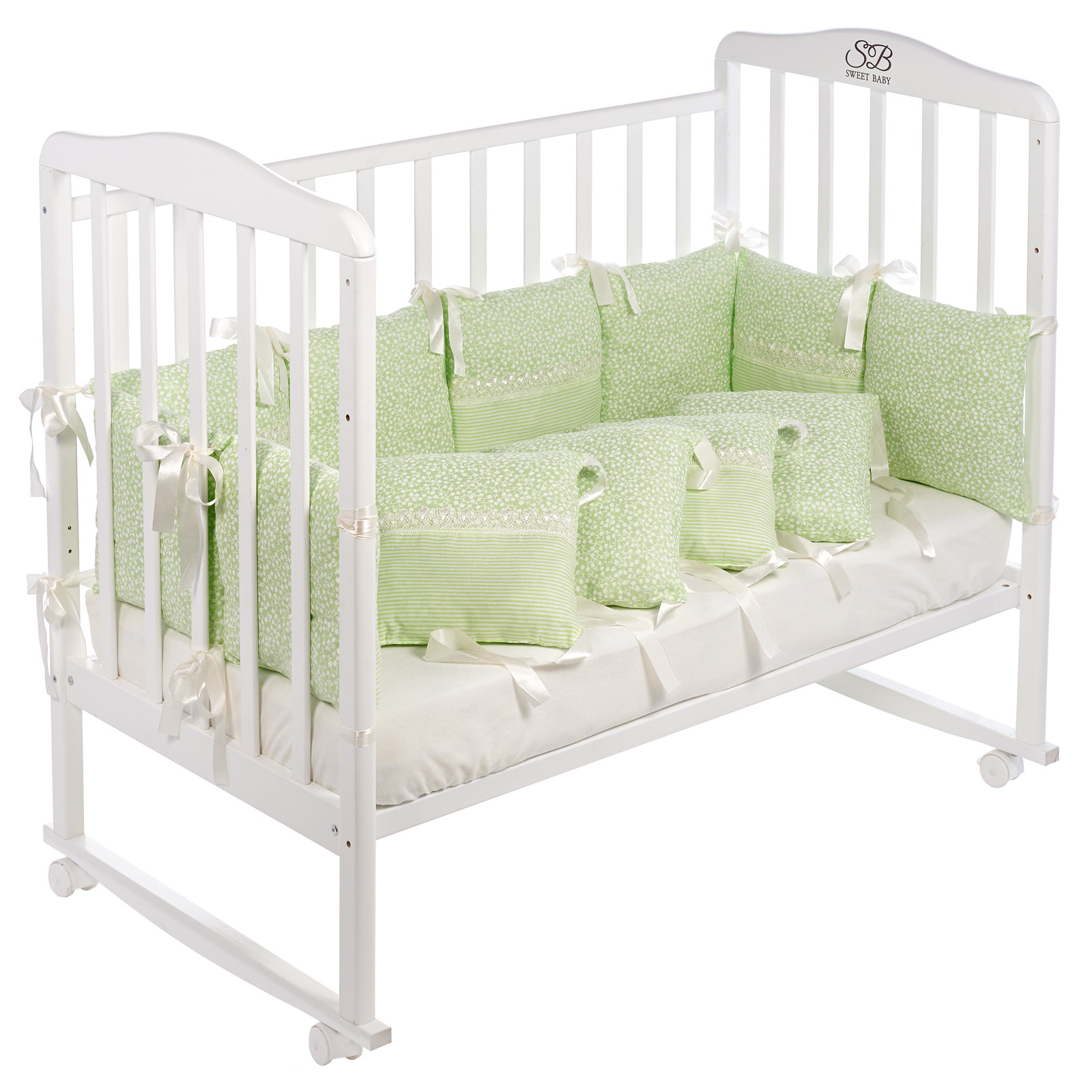 Постельное белье для малышей Sweet Baby Luce цена