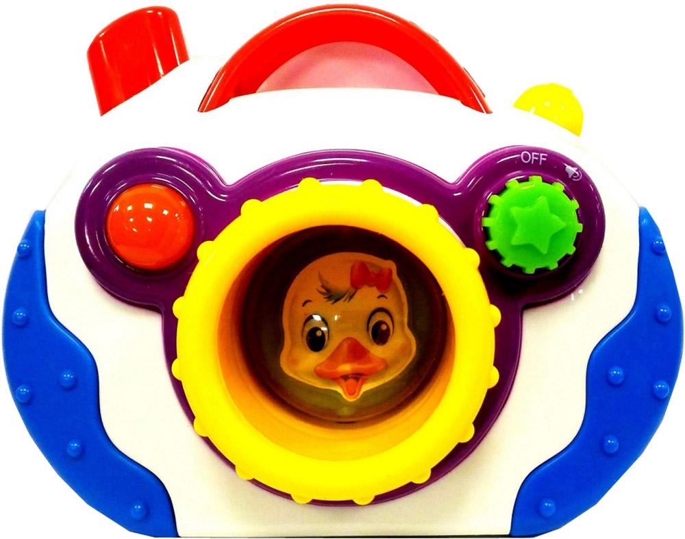 Купить Развивающая игрушка, Фотоаппарат, 1шт., Малышарики MSH0303-003, Китай, многоцветный