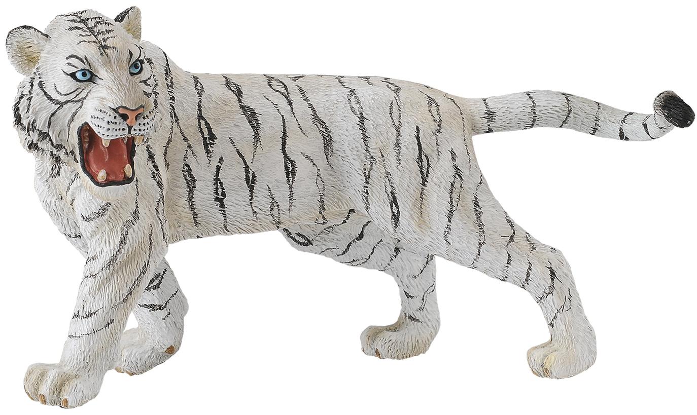 Фигурки Гулливер Тигр белый XL