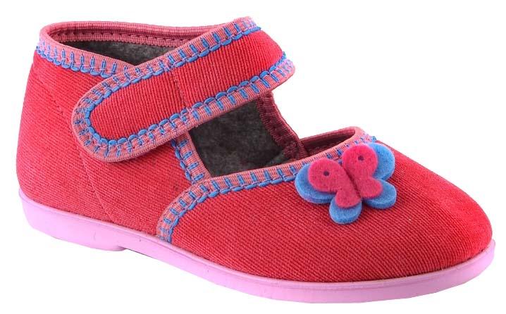 Туфли комнатные малодетские Домашки для девочки тапочки домашки туфли домашние малодетские