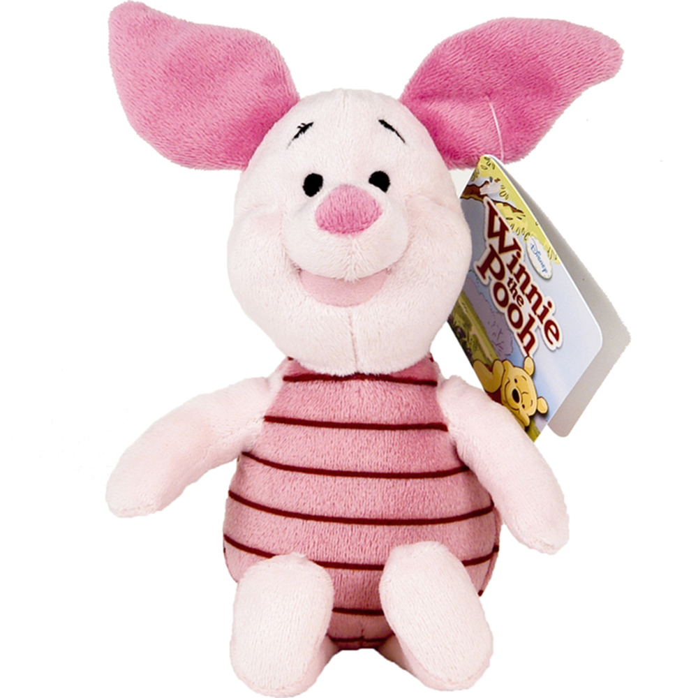 Мягкие игрушки Nicotoy «Хрюня» 25 см nicotoy мягкая игрушка медвежонок винни 35 см