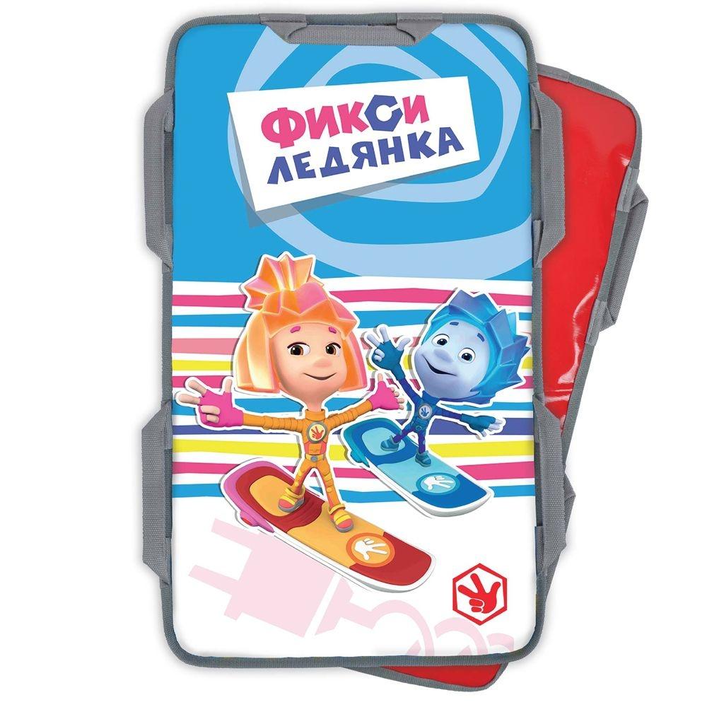 Ледянка Nika Фиксики голубая прямоугольная. мифы для детей голубая роза