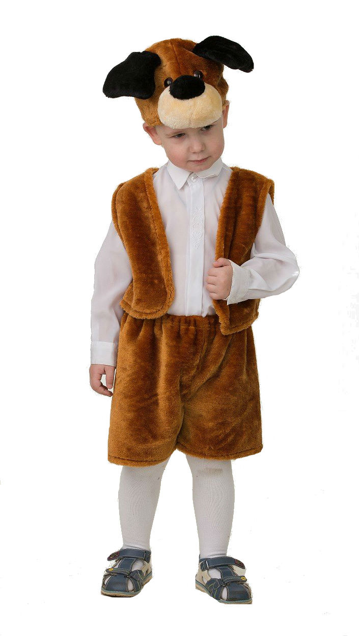 Костюмы и маски Батик Карнавальный костюм Батик «Собачка Тузик» тузик комбинезон холодный на шелке щи тцу мальчик