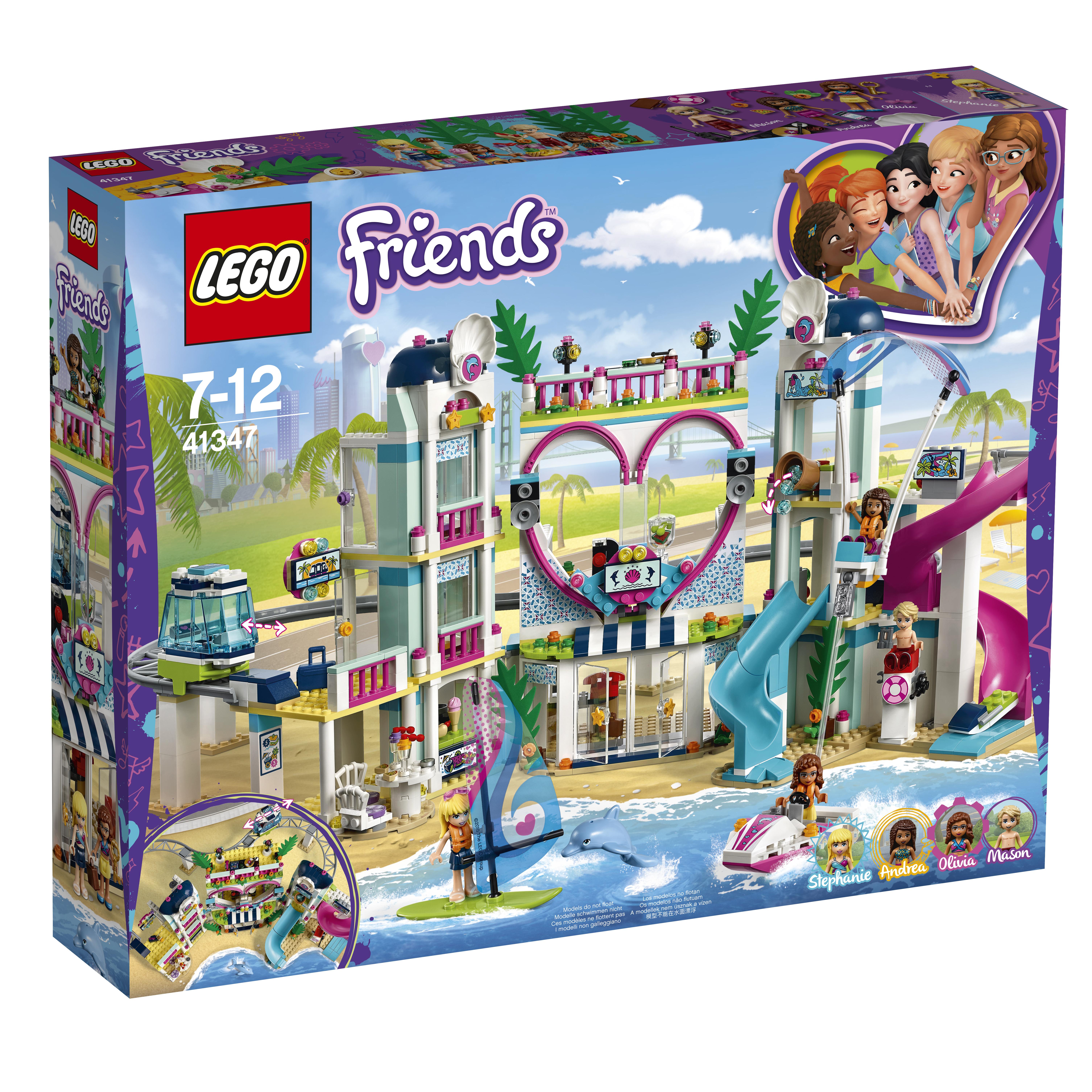 LEGO LEGO Курорт Хартлейк-Сити