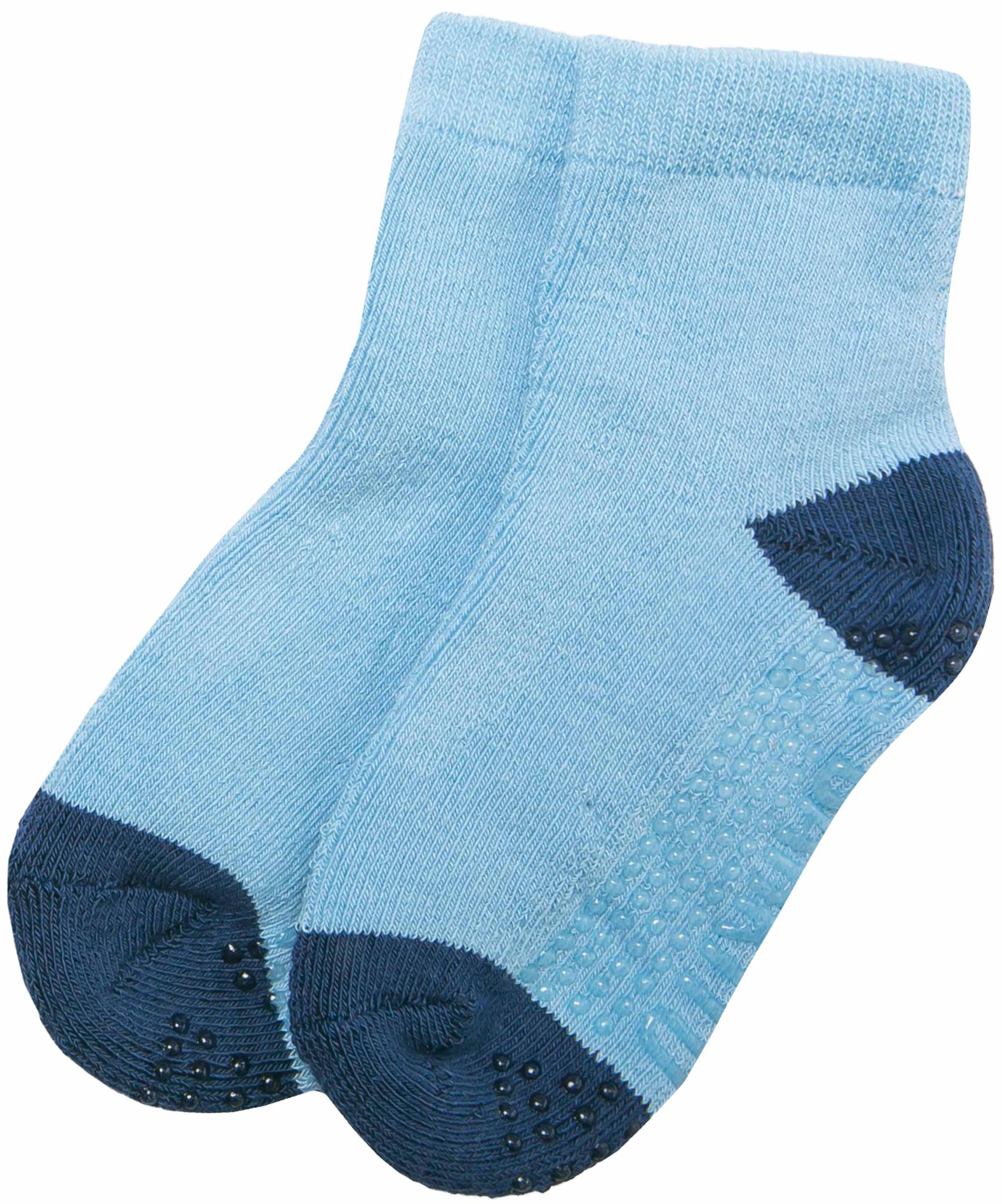 Носки для мальчика Barkito махровые антискользящие